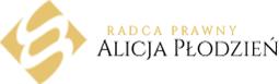 Alicja Płodzień - Kancelaria Radcy Prawnego